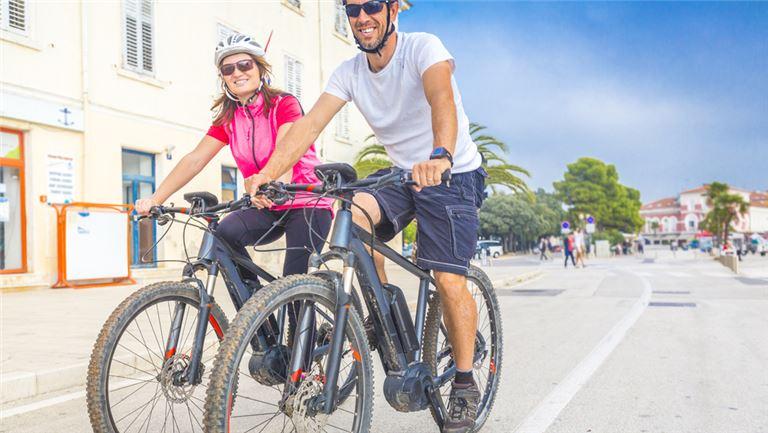 E Bike Retail Shop
